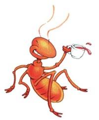 lazy ant