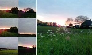 View sunsets in slijk ewijk