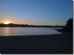 sunset manly